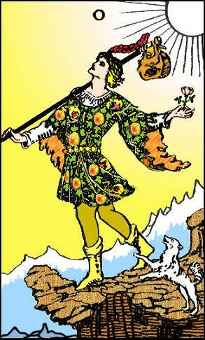 fool tarot card meaning and interpretation