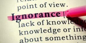 Is Ignorance Really Bliss in Relationships?