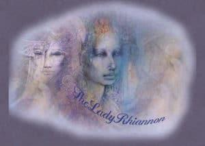 the lady rhiannon