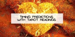 Timing Predictions with Tarot Readings